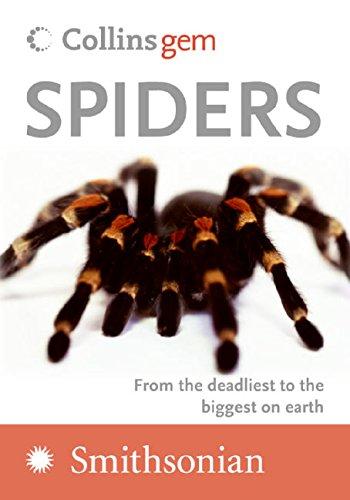 9780060849740: Spiders (Collins Gem)