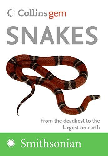 9780060849757: Snakes (Collins Gem)
