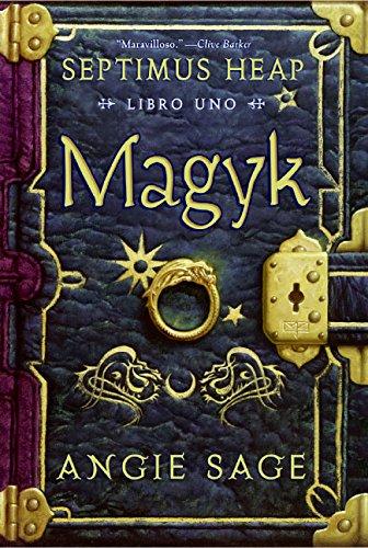 9780060849795: Magyk, Spanish Edition (Septimus Heap, Libro Uno)