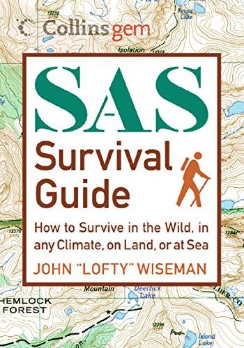 9780060849825: SAS Survival Guide (Collins Gem)