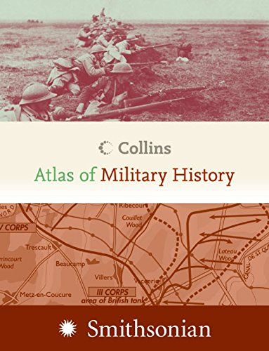 9780060849979: Collins Atlas of Military History