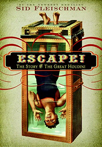 9780060850944: Escape!: The Story of the Great Houdini