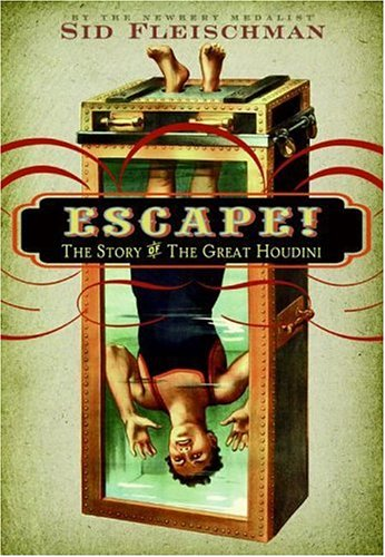 9780060850951: Escape!: The Story of the Great Houdini