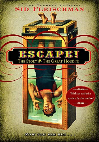 9780060850968: Escape!: The Story of The Great Houdini