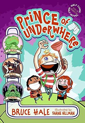 9780060851248: Prince of Underwhere (Prince of Underwhere (Hardback))