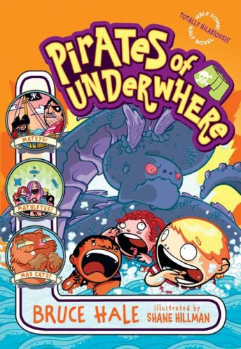 Pirates of Underwhere (Underwhere Series): Hale, Bruce