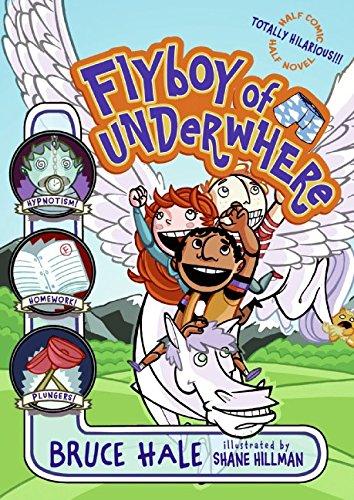 9780060851309: Flyboy of Underwhere
