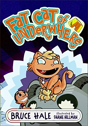 9780060851330: Fat Cat of Underwhere (Prince of Underwhere (Hardback))