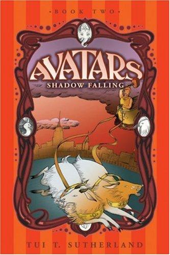 9780060851477: Shadow Falling (Avatars, Book 2)