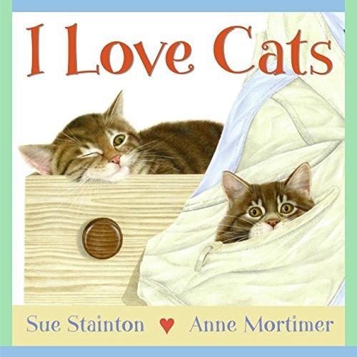 9780060851545: I Love Cats