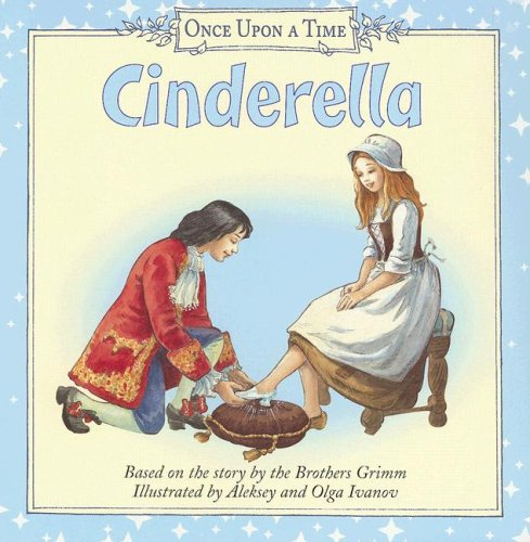 9780060851606: Cinderella (Once Upon a Time Board Book)