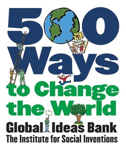 9780060851767: 500 Ways to Change the World
