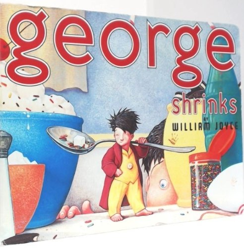 9780060851835: George Shrinks
