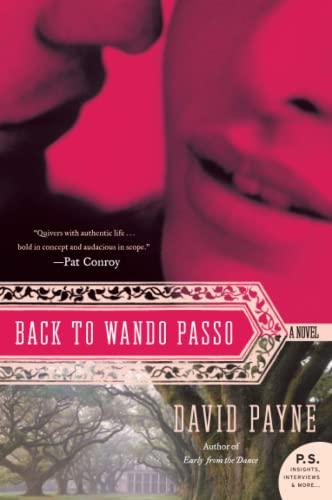 9780060851903: Back to Wando Passo: A Novel