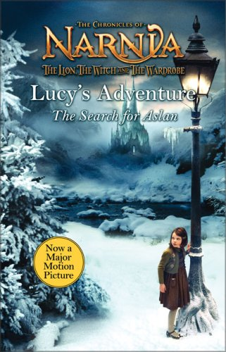 9780060852344: Lucy's Adventure: The Quest for Aslan, the Great Lion (The Chronicles of Narnia)