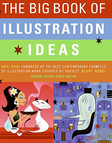 9780060852610: The Big Book of Illustration Ideas