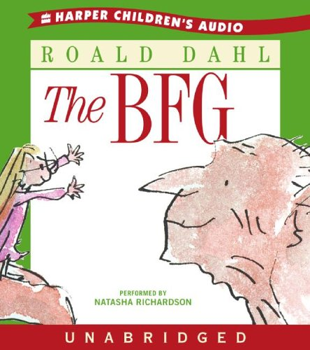 The BFG: Roald Dahl