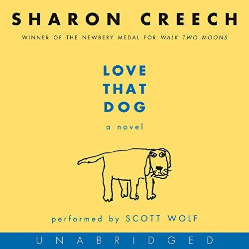 9780060852788: Love That Dog CD