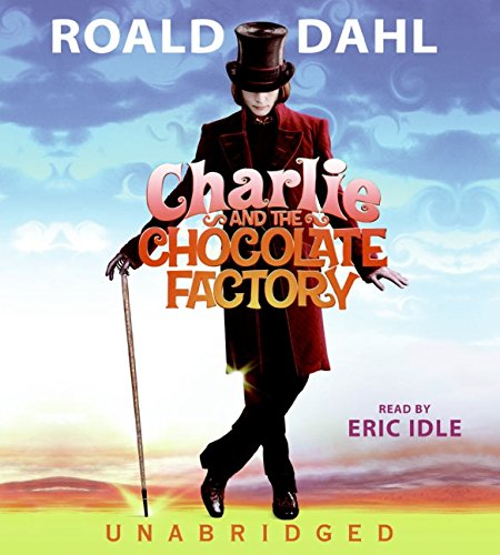 9780060852801: Charlie and the Chocolate Factory Movie-Tie In CD Unabridged