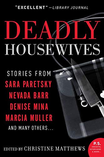 9780060853273: Deadly Housewives: Stories