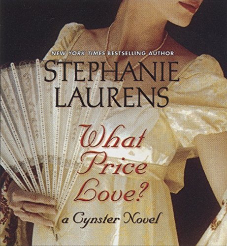 9780060853396: What Price Love? CD: A Cynster Novel (Cynster Novels)