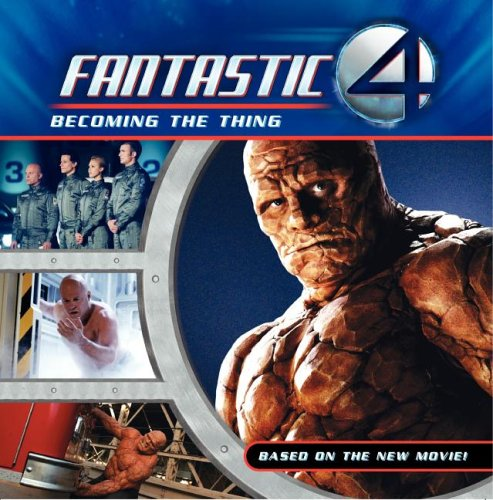 9780060853792: Fantastic Four: Becoming the Thing