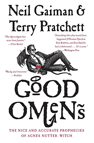 9780060853976: Good Omens: The Nice and Accurate Prophecies of Agnes Nutter, Witch