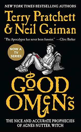 9780060853983: Good Omens: The Nice and Accurate Prophecies of Agnes Nutter, Witch, Colori assortiti (copertina bianca o nera)