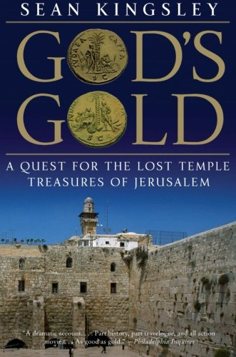9780060853990: God's Gold: A Quest for the Lost Temple Treasures of Jerusalem