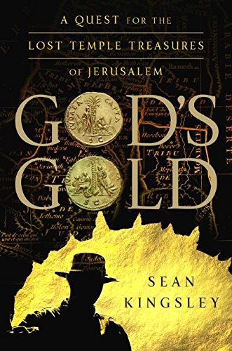 9780060854003: God's Gold: A Quest for the Lost Temple Treasures of Jerusalem