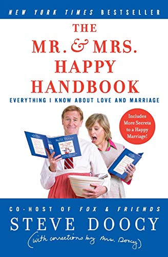 9780060854065: The Mr. & Mrs. Happy Handbook: Everything I Know About Love and Marriage (with corrections by Mrs. Doocy)