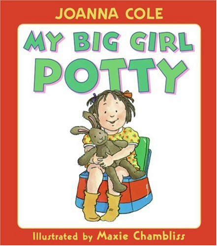 9780060854102: My Big Girl Potty, Lap Edition