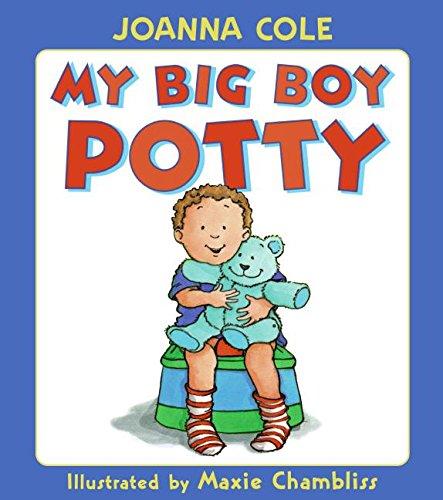 My Big Boy Potty Lap Edition: Cole, Joanna