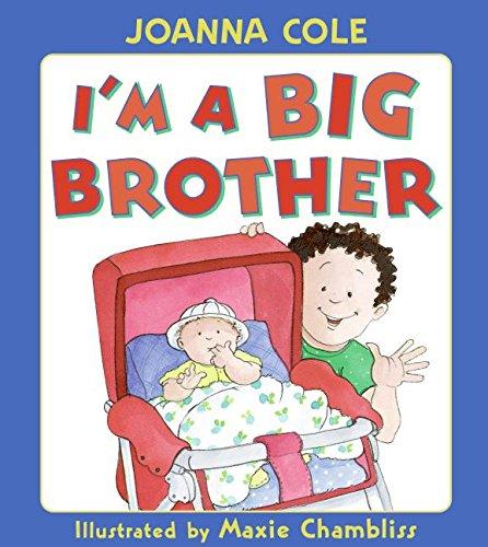 9780060854126: I'm a Big Brother Lap Edition