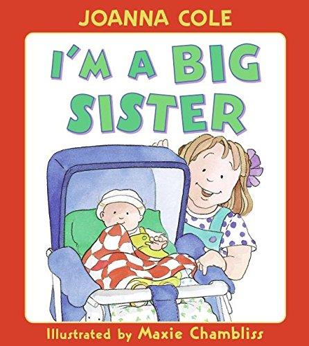 9780060854133: I'm a Big Sister