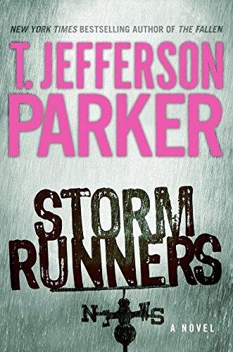9780060854232: Storm Runners: A Novel