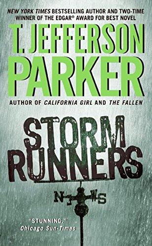 9780060854249: Storm Runners (Harper Fiction)