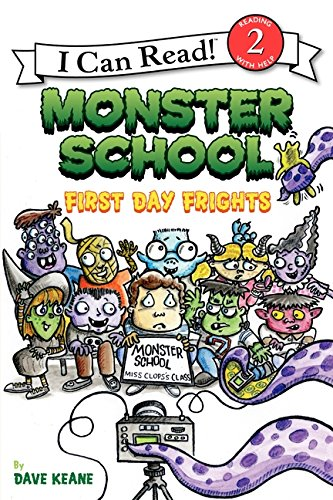 9780060854751: Monster School: First Day Frights (I Can Read Book 2)
