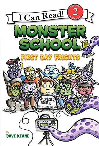 9780060854768: Monster School: First Day Frights (I Can Read Book 2)