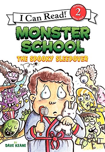 9780060854782: Monster School: The Spooky Sleepover (I Can Read Level 2)