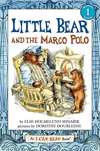 9780060854850: Little Bear and the Marco Polo (I Can Read Level 1)