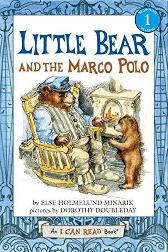 9780060854874: Little Bear and the Marco Polo (I Can Read Level 1)
