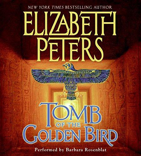 9780060855819: Tomb of the Golden Bird CD (Amelia Peabody Mysteries)