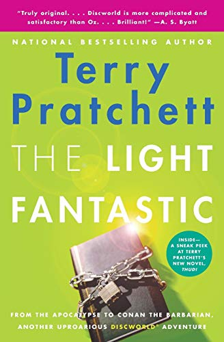 9780060855888: The Light Fantastic (Discworld Novels)