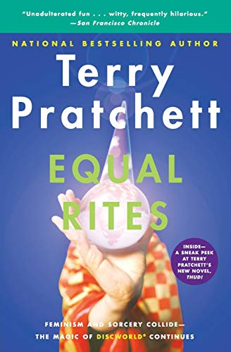 9780060855901: Equal Rites: A Discworld Novel
