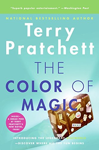 9780060855925: The Color of Magic (Discworld Novels)