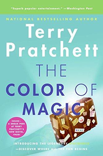 9780060855925: The Color of Magic (Discworld Novels)