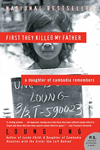 9780060856267: First They Killed My Father: A Daughter of Cambodia Remembers