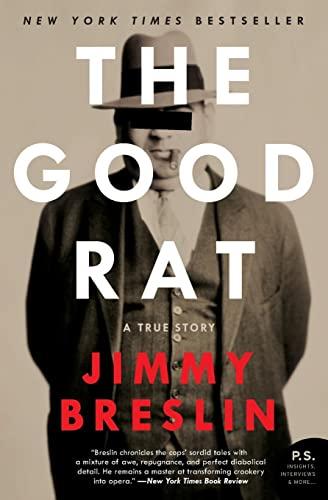 9780060856694: THE GOOD RAT: A True Story