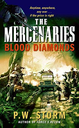 9780060857394: The Mercenaries: Blood Diamonds